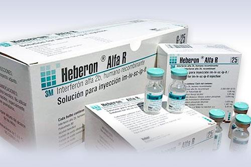 Heberon® Alfa R